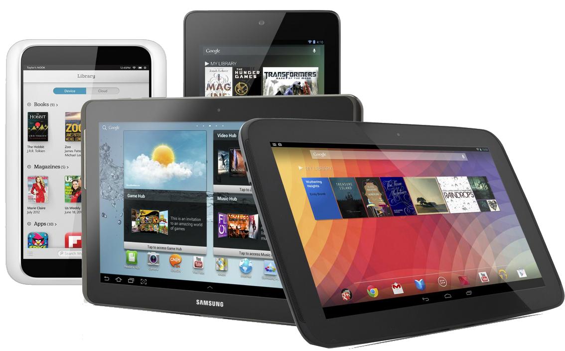Ремонт планшетов любых моделей в Иркутске | Inter Store